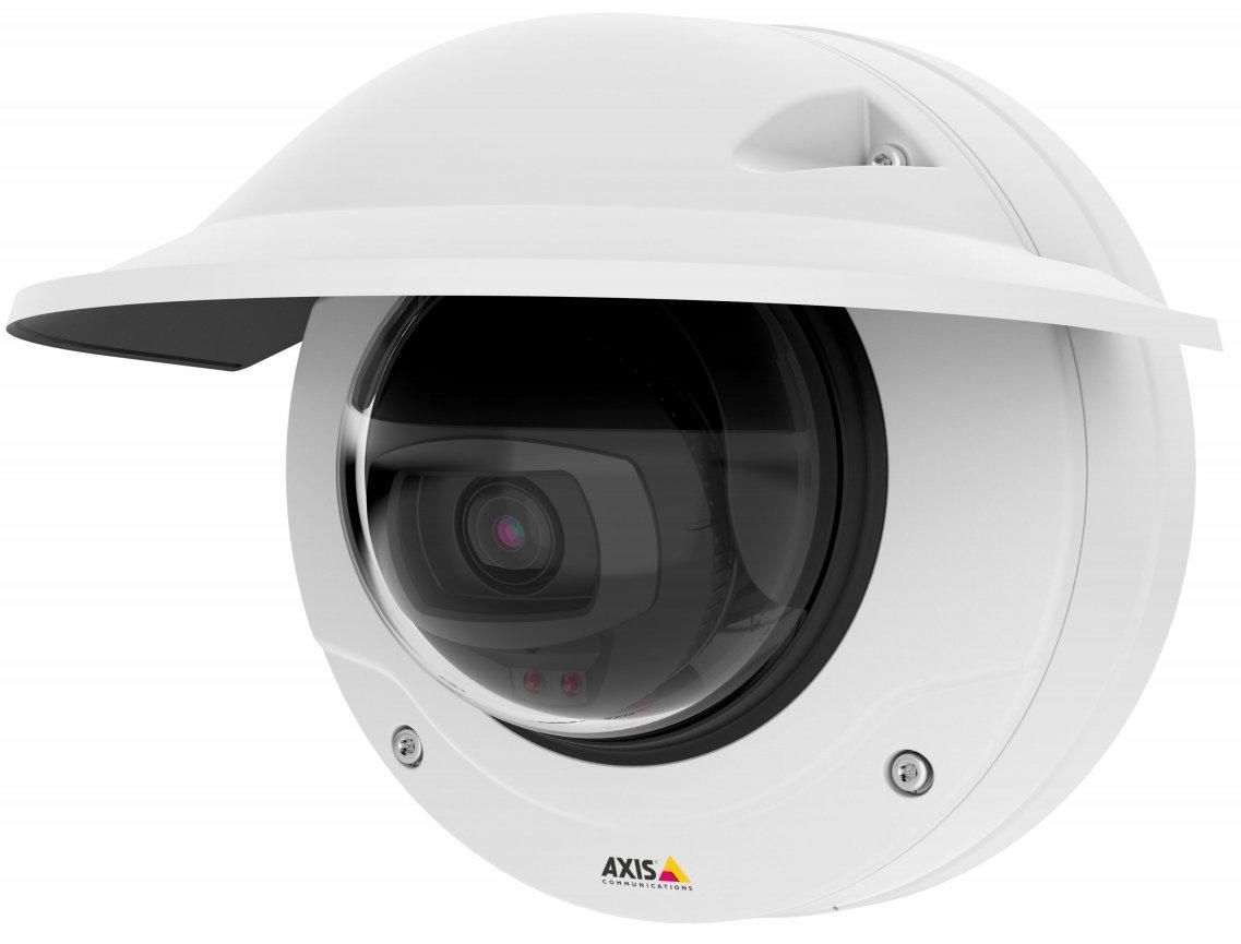 Axis Q3518-LVE Cámara de seguridad IP Interior y exterior Almohadilla Pared 3840 x 2160 Pixeles