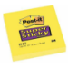 Post-It 654-S Square Yellow 90sheets self-adhesive note paper