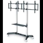 Digitus DA-90371 multimedia cart/stand Black Flat panel