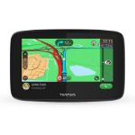 "TomTom GO ESSENTIAL 5"" navigator 12.7 cm (5"") Touchscreen Handheld/Fixed Black 201 g"