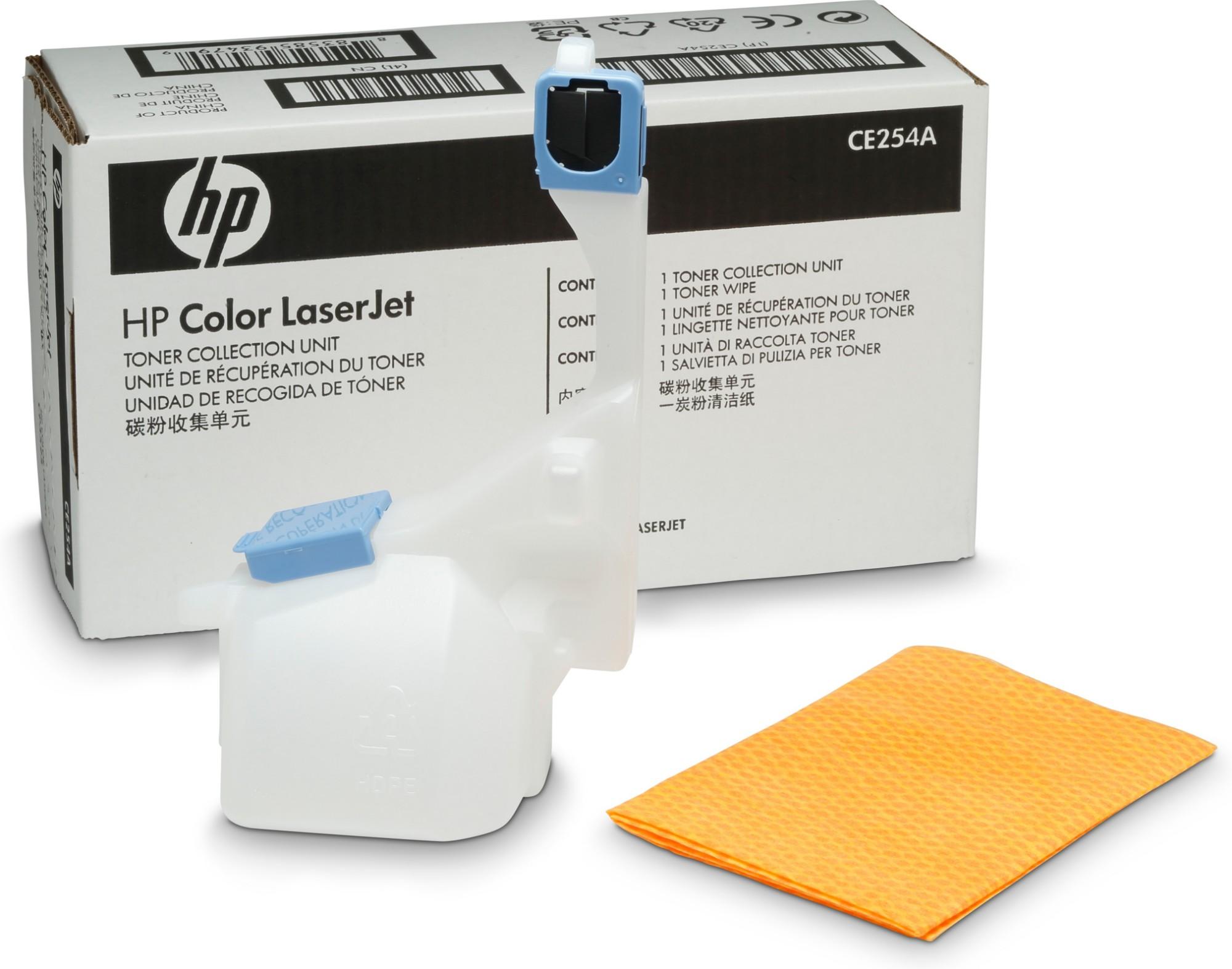 HP CE254A colector de toner 36000 páginas