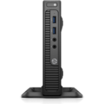 HP 260 G2 2.3GHz i3-6100U Small Desktop Black Mini PC
