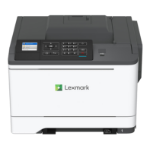 Lexmark Network ready; 33ppm; Duplex; 1 GHz Dual-core; 1GB RAM; 1200x1200 dpi; 2.4-inch colour LCD; USB, Eth