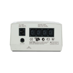 APC Line-R voltage regulator 230 V 4 AC-Ausgänge Beige