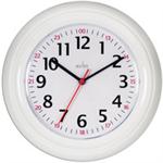 Acctim WEXHAM 24 HOUR WALL CLOCK WHT
