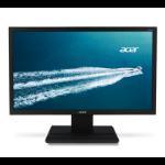 "Acer V6 V206HQLAb 19.5"" Black computer monitor"