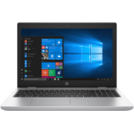 "HP ProBook 650 G5 Silver Notebook 39.6 cm (15.6"") 1920 x 1080 pixels 8th gen Intel® Core™ i5 i5-8265U 8 GB DDR4-SDRAM 256 GB SSD Windows 10 Pro"