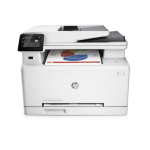 HP LaserJet Pro Pro MFP M277dw Laser A4 Wi-Fi White