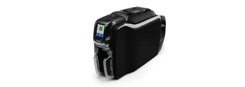 Zebra ZC350 plastic card printer Dye-sublimation/Thermal transfer Colour 300 x 300 DPI