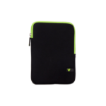 """V7 Ultra Protective Sleeve for Tablet PCs up to 8"""" and all iPad mini - black-green"""