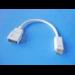Microconnect Mini DVI 32pin - Hdmi 19pin Male-Female 20cm