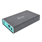 "i-tec U3MYSAFE035 behuizing voor opslagstations HDD-/SSD-behuizing 3.5"""