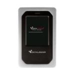 DataLocker DL4 FE 2000 GB Aluminum, Black