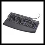 Lenovo BG Lenovo Enhanced Performance USB keyboard IBM Enhanced Performance USB Keyboard (Business Black) -