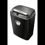 """Fellowes 75Cs paper shredder Cross shredding 9.02"""" (22.9 cm) Black,Silver"""
