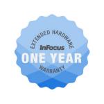 INFOCUS Hardware warranty plan; 57 Mon dopad; 1 year