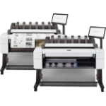 HP Designjet T2600 large format printer Thermal inkjet Colour 2400 x 1200 DPI A0 (841 x 1189 mm) Ethernet LAN