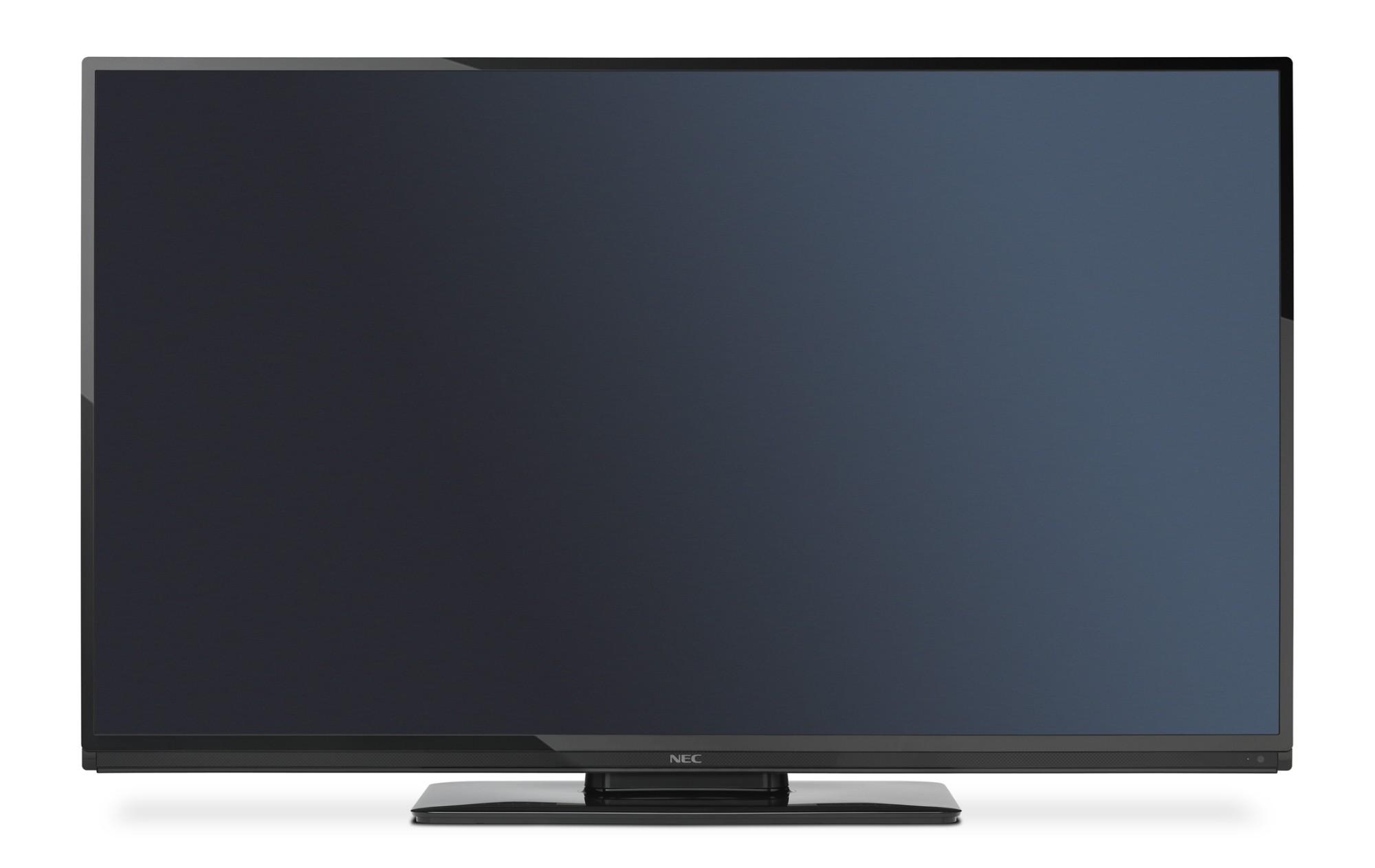 "NEC MultiSync E654 Digital signage flat panel 65"" LED Full HD Black"