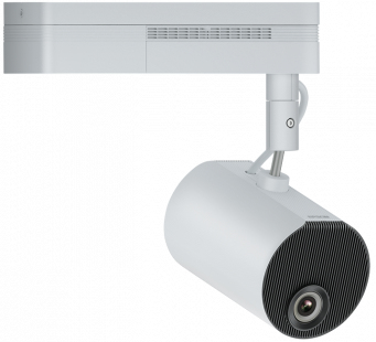 Epson EV-100 data projector 2000 ANSI lumens 3LCD WXGA (1280x800) Ceiling-mounted projector Black,White