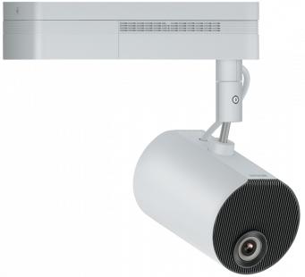 Epson LightScene EV-100 - 3LCD projector - 2000 lumens (white) - 2000 lumens (colour) - WXGA (1280 x