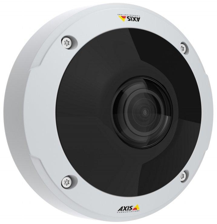 Axis M3058-PLVE Cámara de seguridad IP Interior y exterior Almohadilla Pared 3584 x 2688 Pixeles
