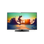 "Philips 6000 series 43PUS6162/05 Refurb Grade A+/No Stand LED TV 109.2 cm (43"") 4K Ultra HD Smart TV Wi-Fi Black"