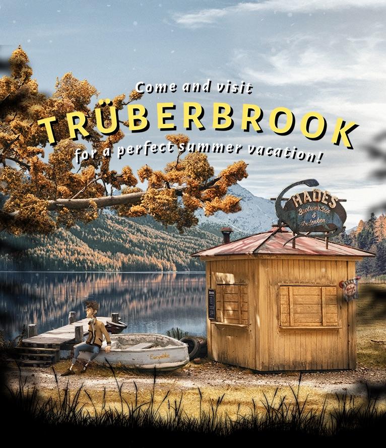 Nexway Trüberbrook vídeo juego PC Básico Español