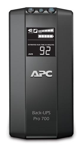 APC Back-UPS 700 sistema de alimentación ininterrumpida (UPS) 700 VA 420 W
