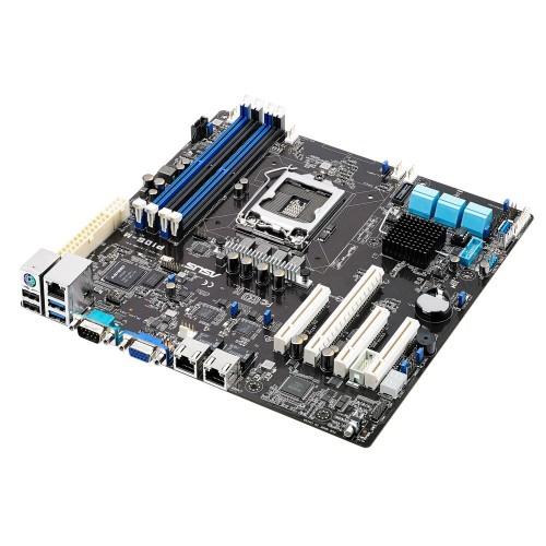 ASUS P10S-M server/workstation motherboard LGA 1151 (Socket H4) Micro ATX Intel® C232