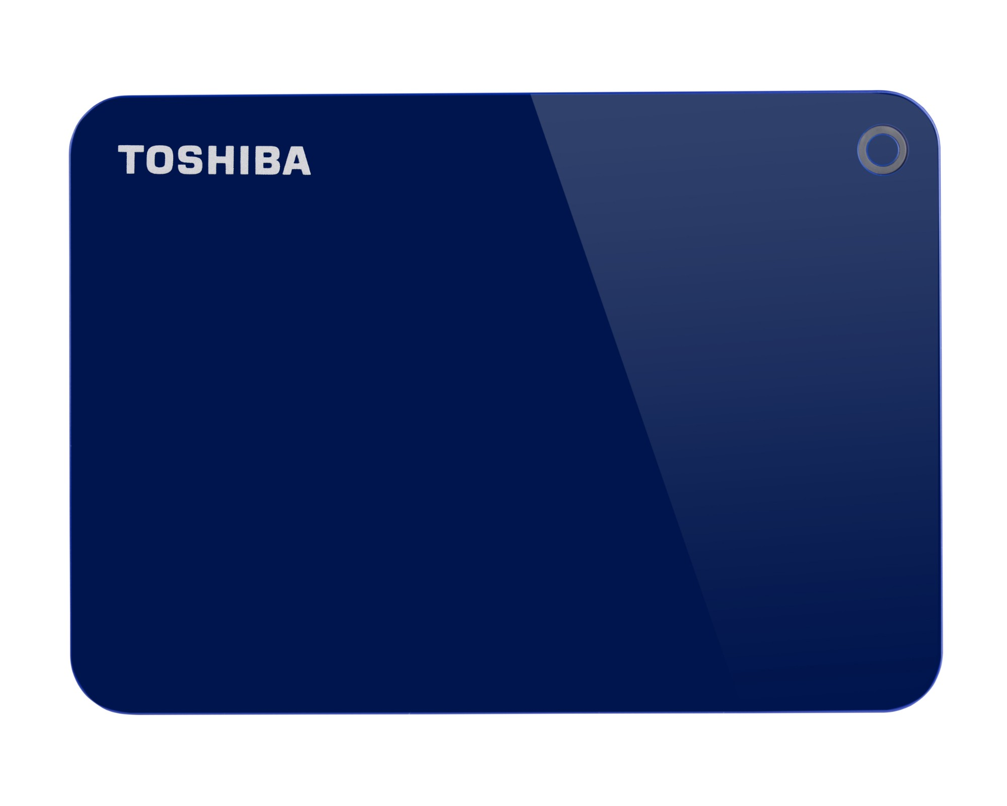 Toshiba Canvio Advance disco duro externo 1000 GB Azul