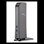 Toshiba Dynadock U3.0 Wired USB 3.2 Gen 1 (3.1 Gen 1) Type-A Grey, Metallic, Stainless steel