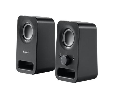 Logitech Z150 Black Wired 6 W