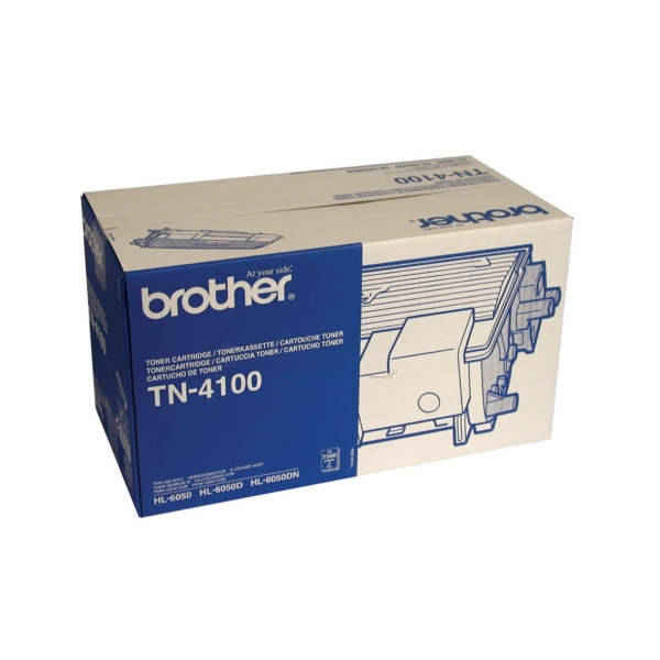 Brother TN-4100 Toner black, 7.5K pages @ 5% coverage
