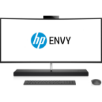 "HP ENVY Curved 34-b011a 2.9GHz i7-7700T 34"" 3440 x 1440pixels Silver All-in-One PC"