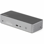 StarTech.com DK31C4DPPD notebook dock/port replicator Wired USB 3.2 Gen 2 (3.1 Gen 2) Type-C Black, Gray