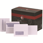 Plus Fabric PLUS FABRIC DL WLLT P/S WHT D10054 PK250