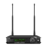 TOA WT-D5800 wireless microphone receiver Rack mount
