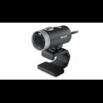 Microsoft LifeCam Cinema webcam 1 MP 1280 x 720 pixels USB 2.0 Black, Silver