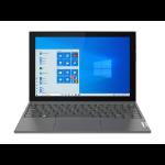 """Lenovo IdeaPad Duet 3i DDR4-SDRAM Hybrid (2-in-1) 26.2 cm (10.3"""") 1920 x 1200 pixels Touchscreen Intel® Celeron® N 4 GB 64 GB eMMC Wi-Fi 5 (802.11ac) Windows 10 Pro Grey"""