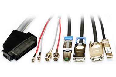 Lenovo 3m LC-LC OM3 cable de fibra optica