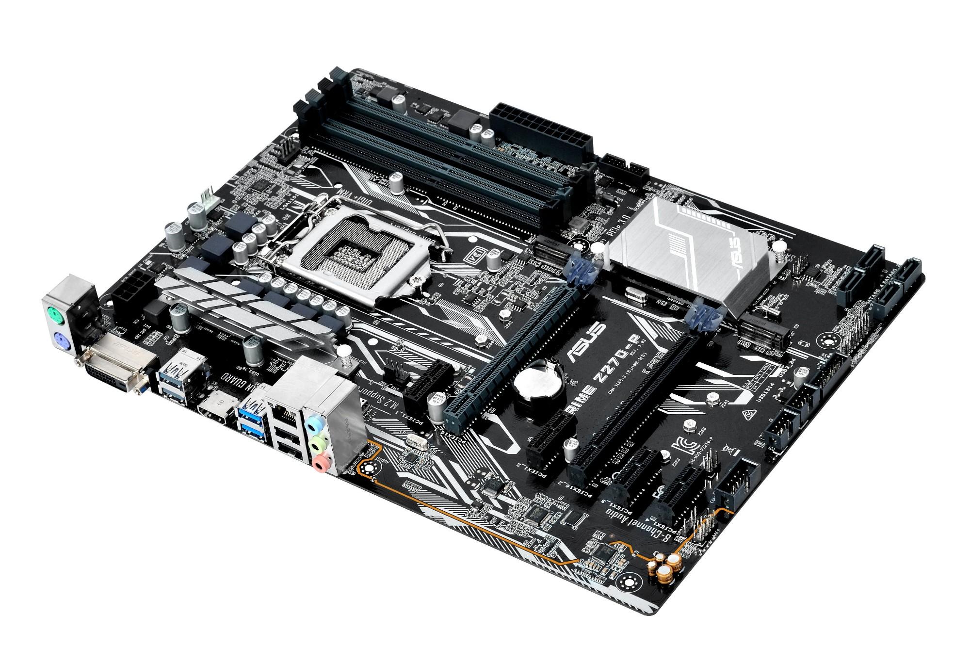 ASUS PRIME Z270-P LGA 1151 (Socket H4) Intel® Z270 ATX