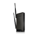 Amped Wireless R10000G Gigabit Ethernet Black