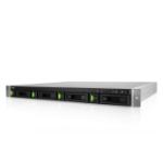 Qsan Technology XCubeNAS Ethernet LAN Rack (4U) Black, Metallic NAS