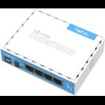 Mikrotik hAP lite Internal White WLAN access point