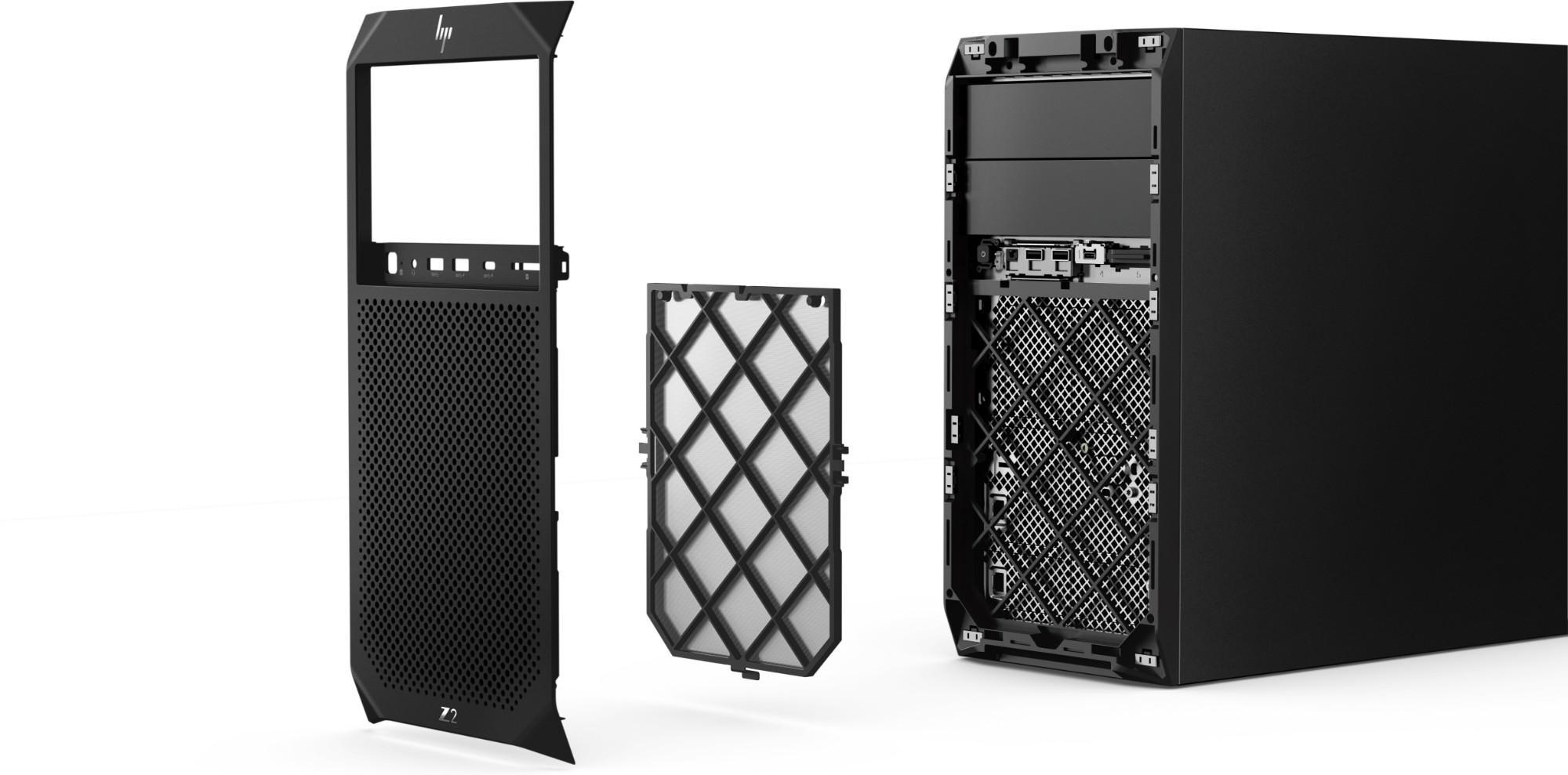 HP 4KY89AA parte carcasa de ordenador Full Tower Filtro antipolvo