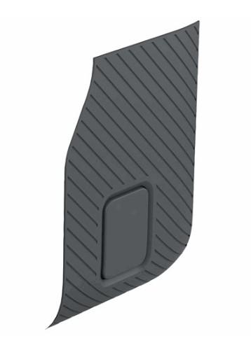 GoPro Replacemt Side Door f HERO5 Blk