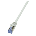 LogiLink 1 m Cat7 S/FTP networking cable S/FTP (S-STP) Grey