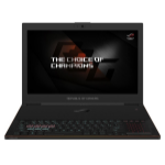"ASUS ROG GX501VI-GZ021T 2.8GHz i7-7700HQ 15.6"" 1920 x 1080pixels Black Notebook"