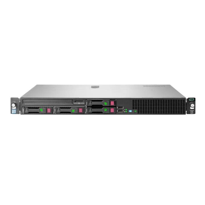 Hewlett Packard Enterprise ProLiant DL20 Gen9 3.5GHz E3-1240V5 900W Rack (1U) server