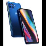 "Motorola Moto G 5G plus 17 cm (6.7"") Dual SIM Android 10.0 USB Type-C 64 GB 5000 mAh Blue"